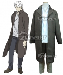 Mushishi Ginko Cosplay Costume