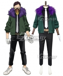 My Hero Academia Boku No Hero Akademia Anime Kai Chisaki Overhaul Cosplay Costume