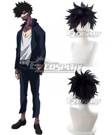 My Hero Academia Boku No Hero Akademia Dabi Black Cosplay Wig 445J