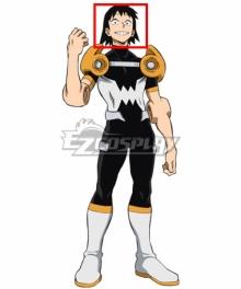 My Hero Academia Boku No Hero Akademia Hanta Sero Black Cosplay Wig