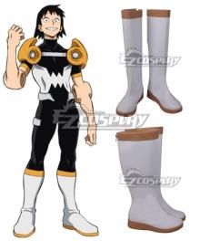 My Hero Academia Boku No Hero Akademia Hanta Sero White Shoes Cosplay Boots