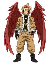 My Hero Academia Boku No Hero Akademia Hawks Yellow Glasses Cosplay Accessory Prop