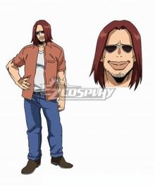 My Hero Academia Boku No Hero Akademia Magne Kenji Hikiishi Cosplay Costume