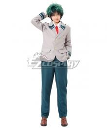 My Hero Academia Boku no Hero Akademia Shoto Todoroki Katsuki Bakugou Akademia Izuku School Uniform Cosplay Costume - Starter Edition