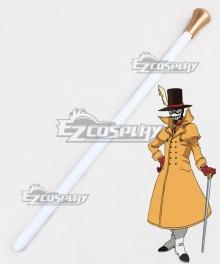 My Hero Academia Boku No Hero Akademia Mr. Compress Atsuhiro Sako Cane Cosplay Weapon Prop