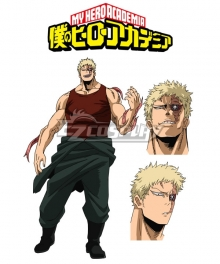 My Hero Academia Boku no Hero Akademia Muscular Cosplay Costume
