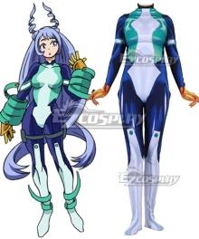 My Hero Academia Boku No Hero Akademia Nejire Hado Spandex Zentai Jumpsuit Cosplay Costume