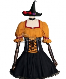 My Hero Academia Boku no Hero Akademia Ochako Uraraka Halloween Cosplay Costume