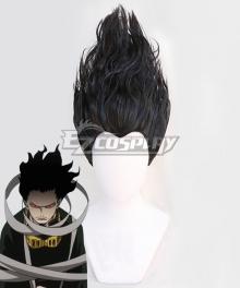 My Hero Academia Boku no Hero Akademia Shota Aizawa Black New Edition Cosplay Wig