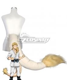 My Hero Academia Boku No Hero Academia Mashirao Ojiro Tail Cosplay Accessory Prop