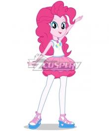 My Little Pony Equestria Girls Pinkie Pie Balloon Edition Cosplay Costume