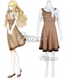 Mystic Messenger Rika Cosplay Costume