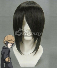 Nabari no Ou Yoite Black Cosplay Wig