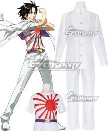 Toaru Kagaku no Railgun Sogiita Gunha Cosplay Costume