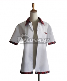 Food Wars Shokugeki no Soma Takumi Aldeni Coat Cosplay Costume