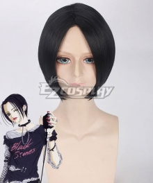 NANA Nana Osaki Black Cosplay Wig