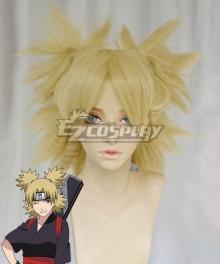 Naruto Temari Yellow Cosplay Wig