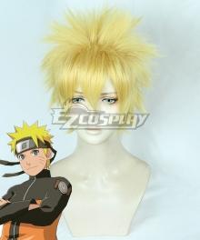 Naruto Uzumaki Naruto Golden Cosplay Wig