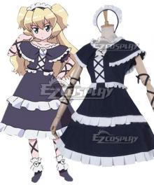 Nekogami Yaoyorozu Meiko Cosplay Costume