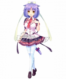Nekopara Cinnamon Schools Uniforms Cosplay Costume