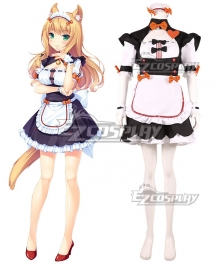 Nekopara Maple Cosplay Costume