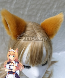 Nekopara Maple Minaduki Ears Cosplay Accessory Prop