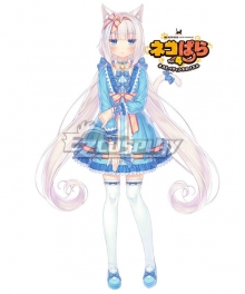 Nekopara Vol.4 Chocola Lolita Dress Cosplay Costume