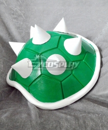 New Super Mario Bros. U Deluxe Toad Princess Bowsette Shell Cosplay Accessory Prop