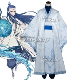 Nezha Ao Bing Cosplay Costume