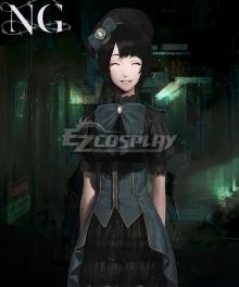 NG No Good PS4 Game Hazuki Kaoru Cosplay Costume