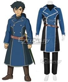 Ni No Kuni II: Revenant Kingdom Roland Cosplay Costume