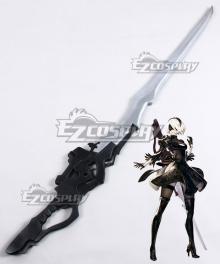NieR: Automata 2B 9S YoRHa No.2 Type B YoRHa No.9 Type S Type-40 Sword Cosplay Weapon Prop