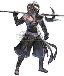 NieR Re[in]carnation Reincarnation Brave Mountain B Cosplay Costume