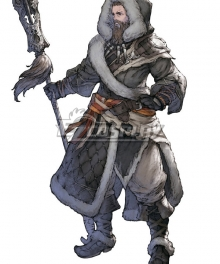 NieR Re[in]carnation Reincarnation Brave Mountain E Cosplay Costume