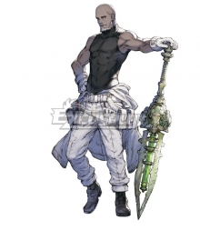 NieR Re[in]carnation Reincarnation Man Clothed in White B Cosplay Costume