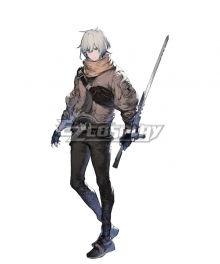 NieR Re[in]carnation Reincarnation Unknown Male C Cosplay Costume