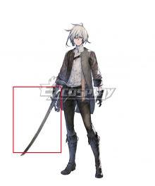 NieR Re[in]carnation Reincarnation Unknown Male Cosplay Weapon Prop