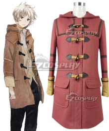 NO.6 Number Six Shion Cosplay Costume