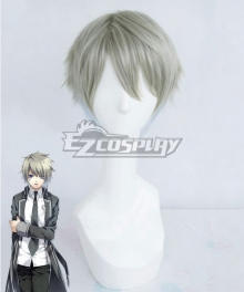 Norn9 Norn + Nonette Senri Ichinose Gray Silver Cosplay Wig