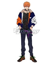 Obey Me! Beelzebub Casual Attire Cosplay Costume