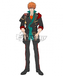 Obey Me! Beelzebub RAD Uniform Cosplay Costume