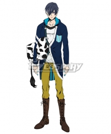 Obey Me! Belphegor Casual Attire Cosplay Costume