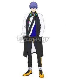 Obey Me! Leviathan Casual Attire Cosplay Costume