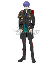 Obey Me! Leviathan RAD Uniform Cosplay Costume