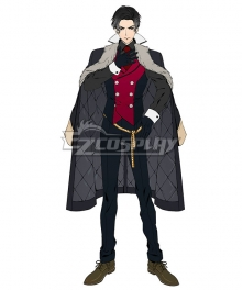 Obey Me! Lucifer Casual Attire Cosplay Costume