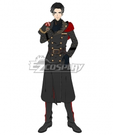 Obey Me! Lucifer RAD Uniform Cosplay Costume