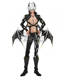 Obey Me! Mammon Demon Cosplay Costume