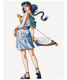 Olympus Guardian Artemis Cosplay Costume