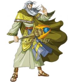 Olympus Guardian Zeus Cosplay Costume