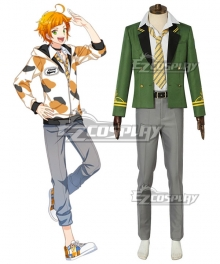 On Air! Hot-Blood Tachibana Ota Cosplay Costume